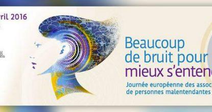 Le Messageur Assure L'accessibilité Malentendants à La Journée Européenne Des Associations De Personnes Malentendantes