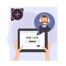 Messageur Accessibilite Sourd Offre Connecte