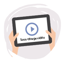 Messageur Accessibilite Sourd Sous Titrage