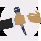 Microphone - Bâton De Parole
