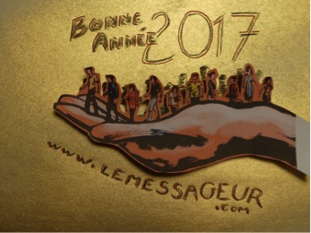 Le Messageur Vous Souhaite Une Année 2017 Sous Le Signe Du Renouveau !
