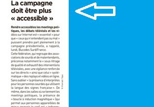 10% De La Population Française écartée De La Campagne Présidentielle