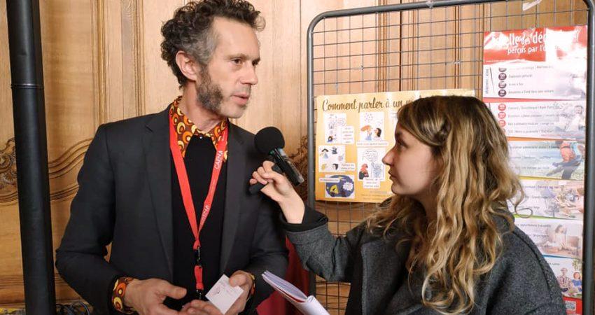 Le Messageur Interviewé Par Radio TOU'CAEN