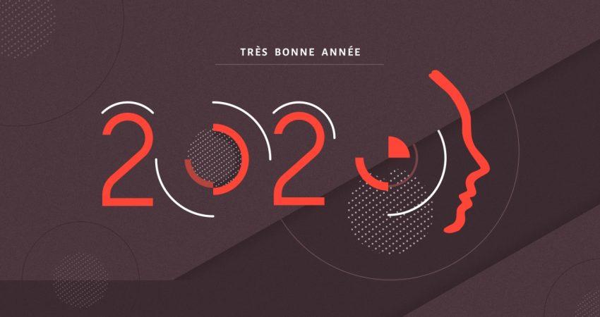 Le Messageur Vous Souhaite Une Très Bonne Année 2020 !