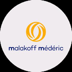 Malakoff Médéric - Partenaire du Messageur sur l'application Messag'in