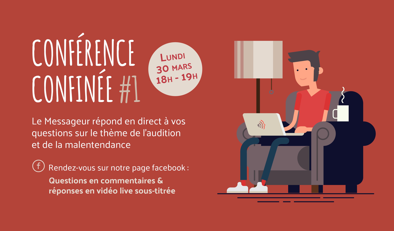 Conférence Confinée #1
