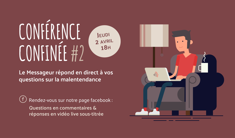 Conférence Confinée #2