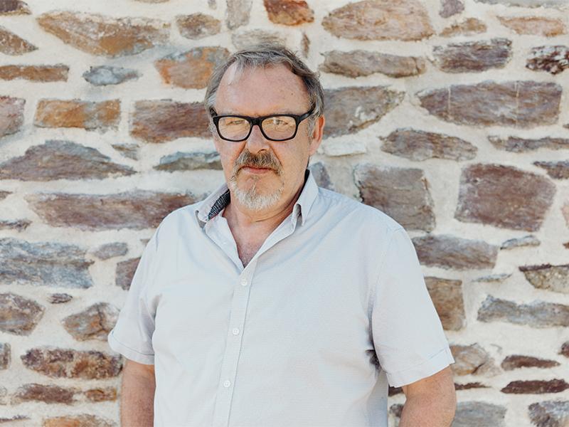 Jean-Luc Le Goaller, co-fondateur de la Scop Le Messageur