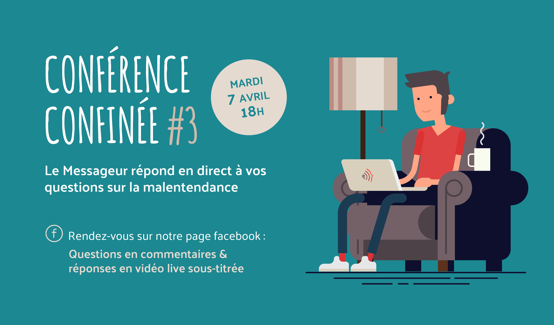 Conférence Confinée #3