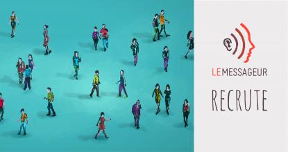 Le Messageur Recrute En Relation Client Et En Gestion Administrative