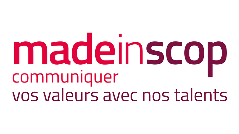 Logo De Made In Scop, La Fédération Des Scop De La Com'