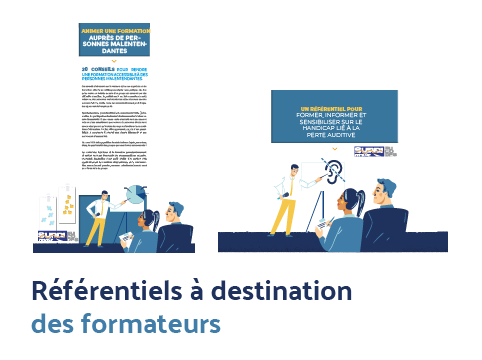 Référentiel formation handicap auditif - Bucodes SurdiFrance - Fondation Pour l'Audition - Documents sous licence CC