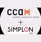 Logo Simplon.co Et CCAH