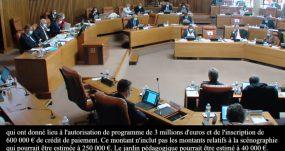 Les Sessions Du Conseil Départemental De La Manche Sont Désormais Sous-titrées En Direct Par Le Messageur