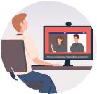 Le sous-titrage en temps réel de vos réunions et évenements en visioconférence