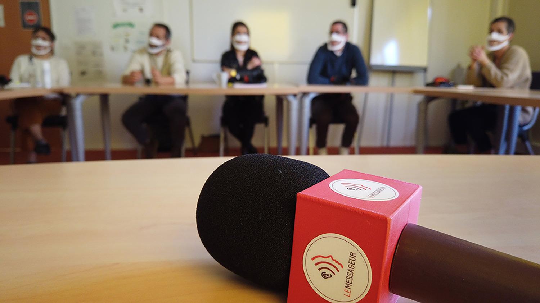 Formation du Messageur sur le handicap auditif