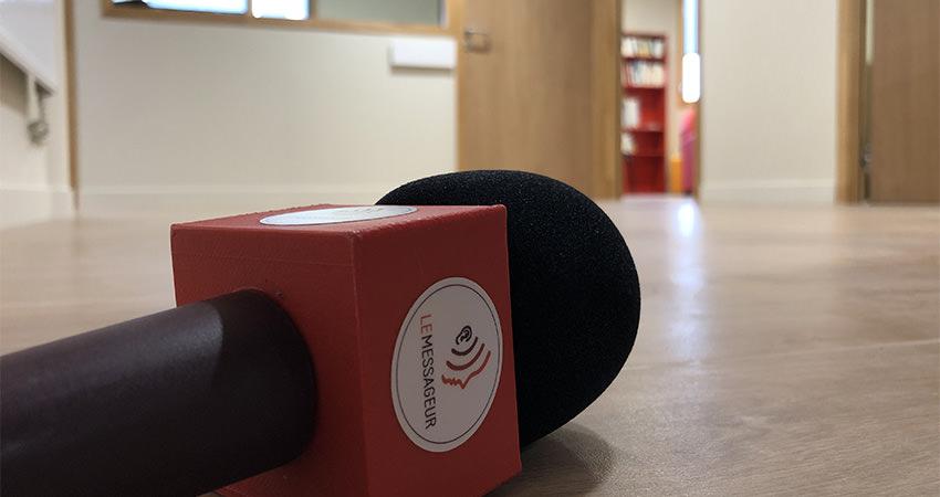 Les nouveaux bureau du Messageur à Rennes