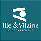 Logo Ille & Vilaine, le Département