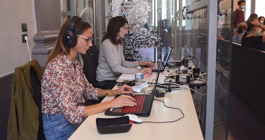 Le sous-titrage en direct d'un procès - Accessibilité de la justice aux personnes sourdes