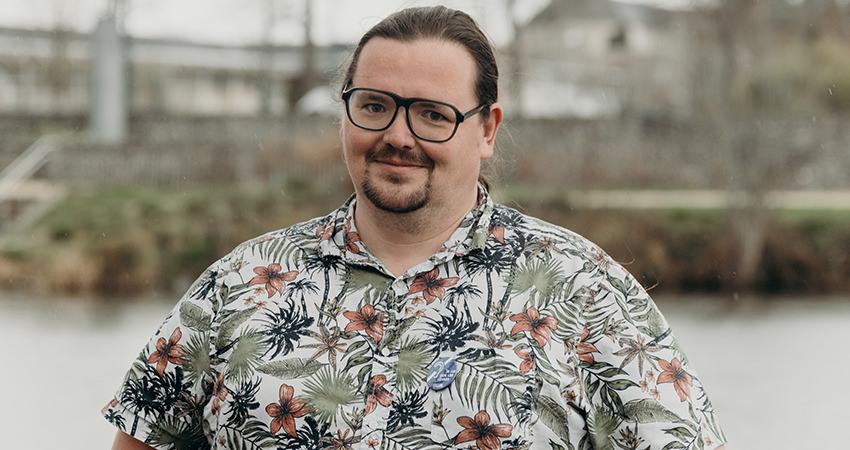 Yann Griset rejoint l'équipe du Messageur en tant que Chargé d'innovation et de formation