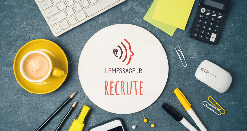 Le Messageur recrute un·e chargé·e de communication à Rennes