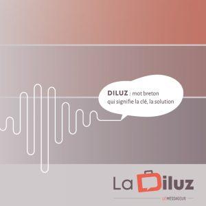 Diluz : mot breton qui signifie la clé, la solution