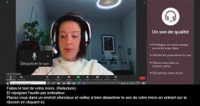 Tutoriel Réunions Zoom Accessibles Réalisé Par Madeline, Régisseuse Technique Au Messageur