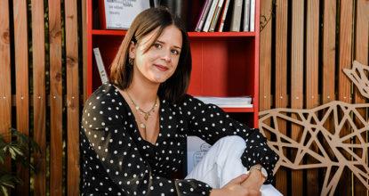Léa Morice, Chargée De Communication En Alternance à La Scop Le Messageur