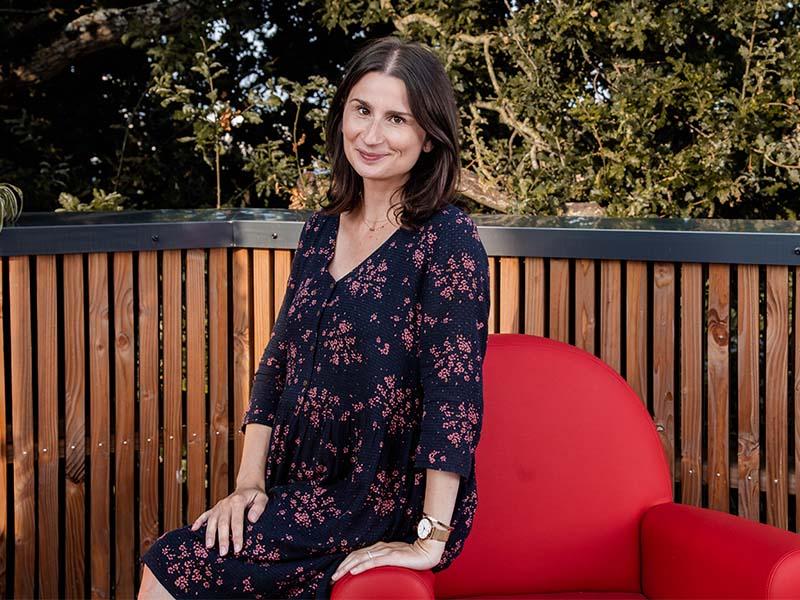 Florie LEFEBVRE, interprète de l'écrit responsable qualité métier au Messageur