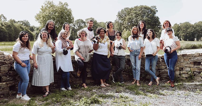 15 interprètes de l'écrit réunis à Rennes par Le Messageur